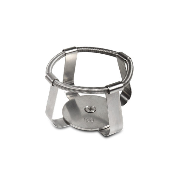 FC-100, Clamp stainless steel for flask 100 ml