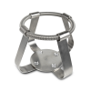 FC-500, Clamp stainless steel for flask 500 ml