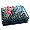 P-16/88, Platform with spring holders for up to 88 tubes 16 mm diameter