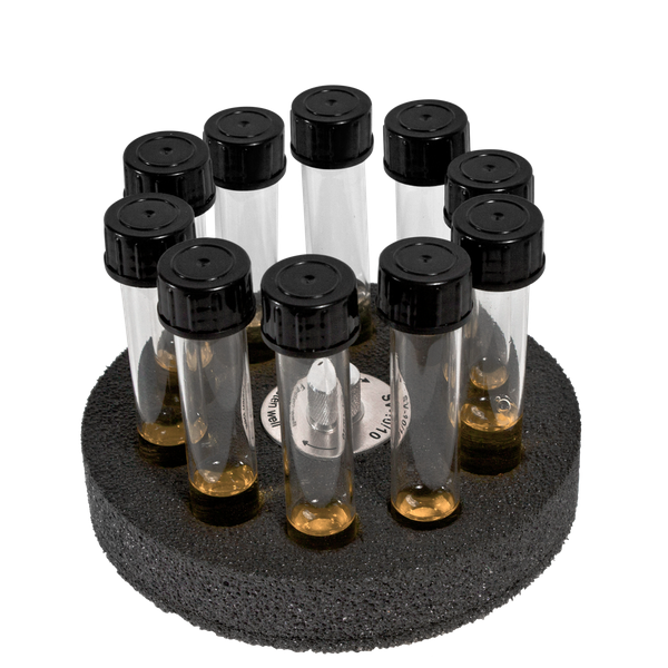 SV-10/10, Platform for 10 x 10 ml (12 mm) tubes