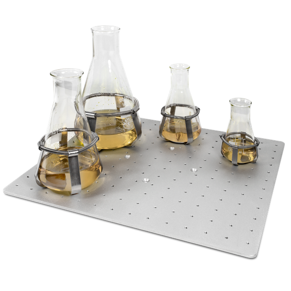 UP-168, Universal platform for different flasks